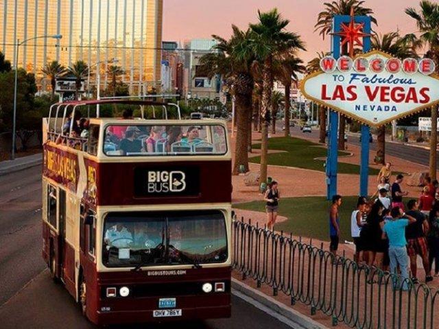 Big Bus Tour em Las Vegas