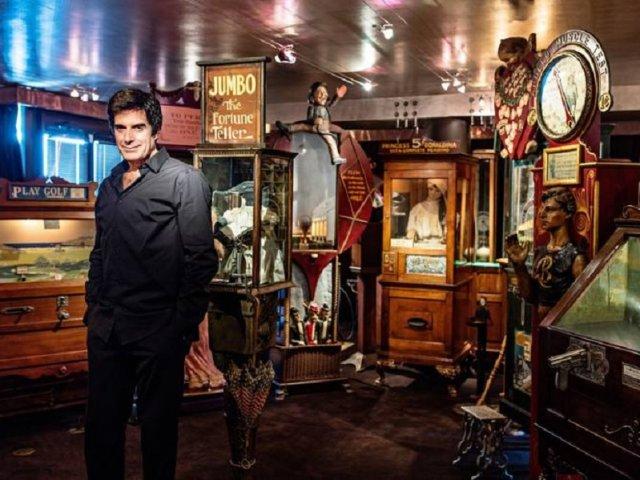 Ingressos para o Show David CopperField em Las Vegas
