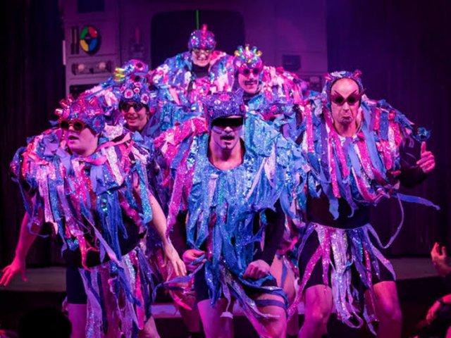 Show Opium em Las Vegas
