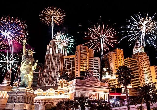 Las Vegas em Dezembro