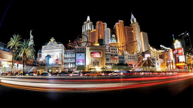 Quanto custa viajar para Las Vegas