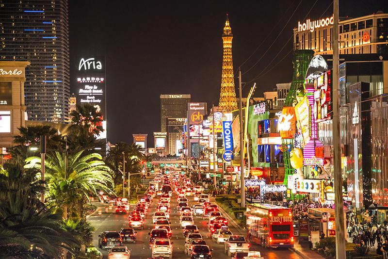Vale a pena usar Uber em Las Vegas?