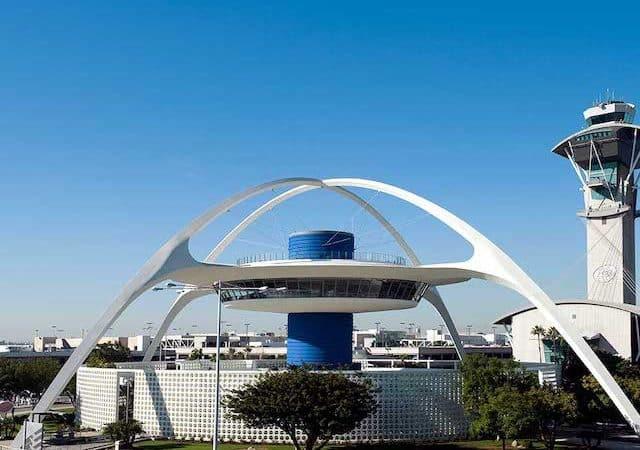 Como ir do aeroporto de Los Angeles para o centro
