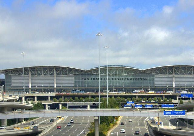 Como ir do aeroporto de San Francisco para o centro
