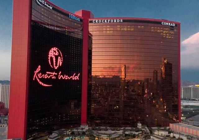 Edifício do Resorts World Las Vegas